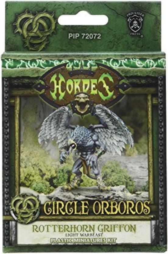 Hordes Circle Orboros Book