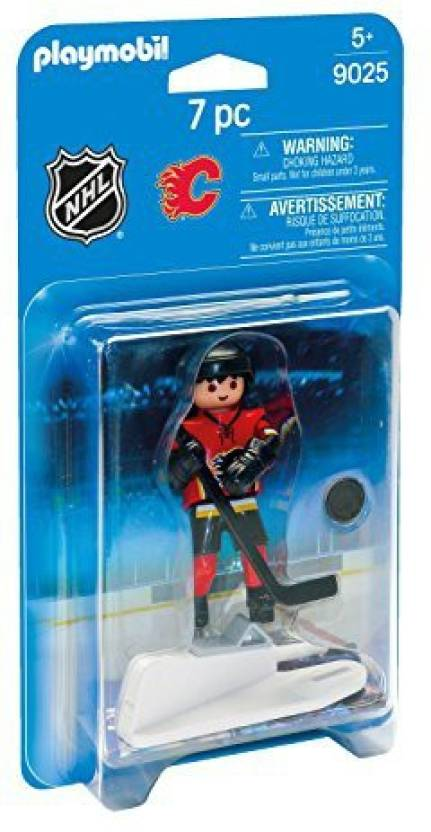 new product f4337 47dfe Playmobil Nhl Calgary Flames Player - Nhl Calgary Flames ...