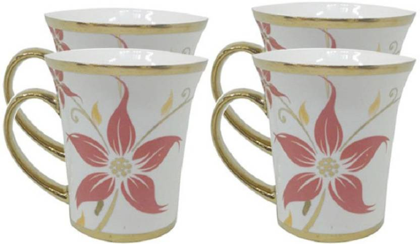 And Stylish Ceramic Good Printed Flower Ms Megaslim Quality Touch fy76gbIYv