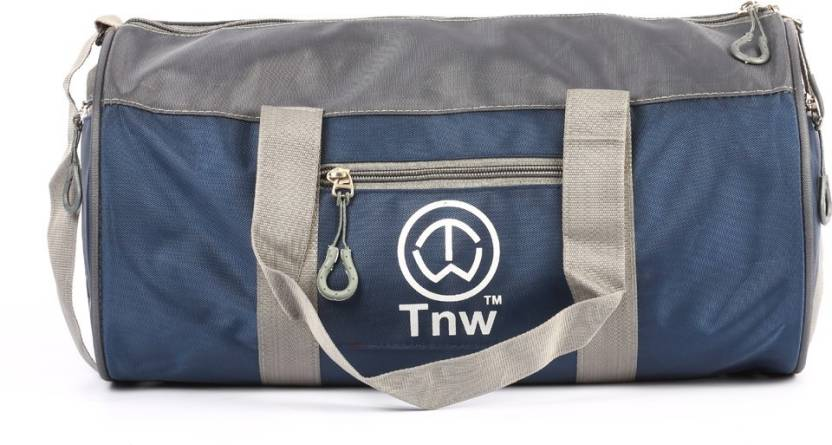 Tnw Gym Duffe Traveler Trendy Bag