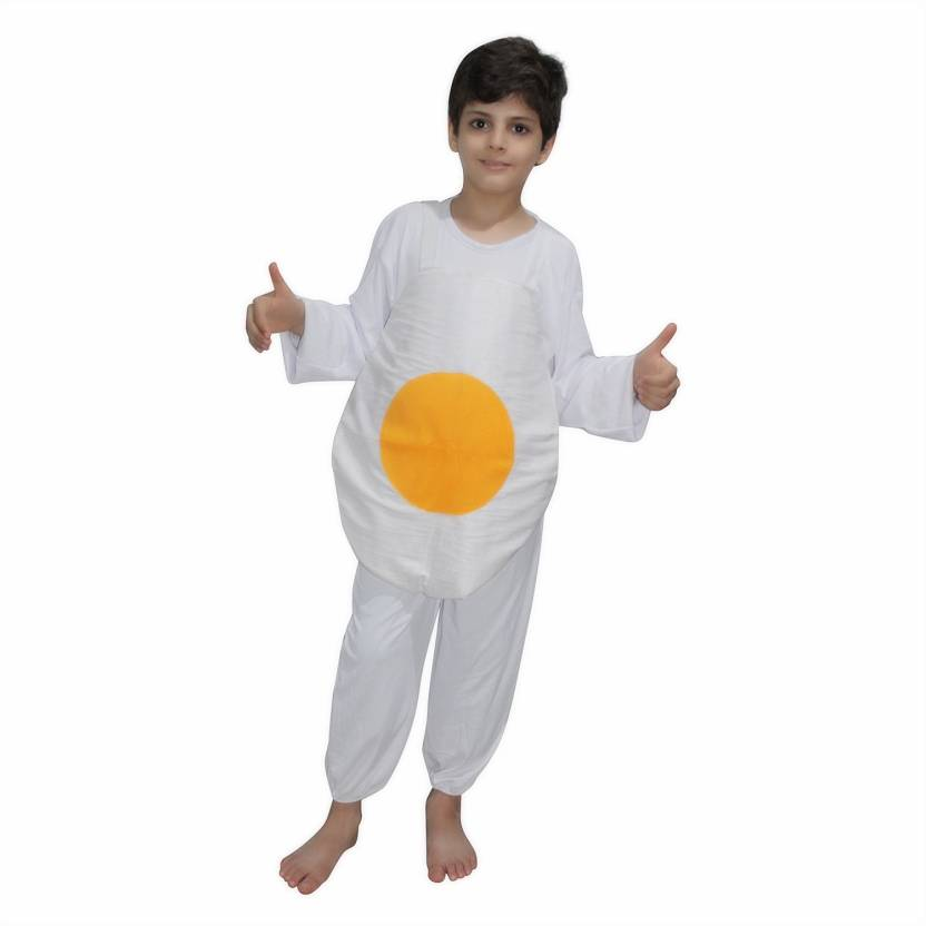 773abf35d2b58 Kaku Fancy Dresses Egg Costume Kids Costume Wear Price in India ...