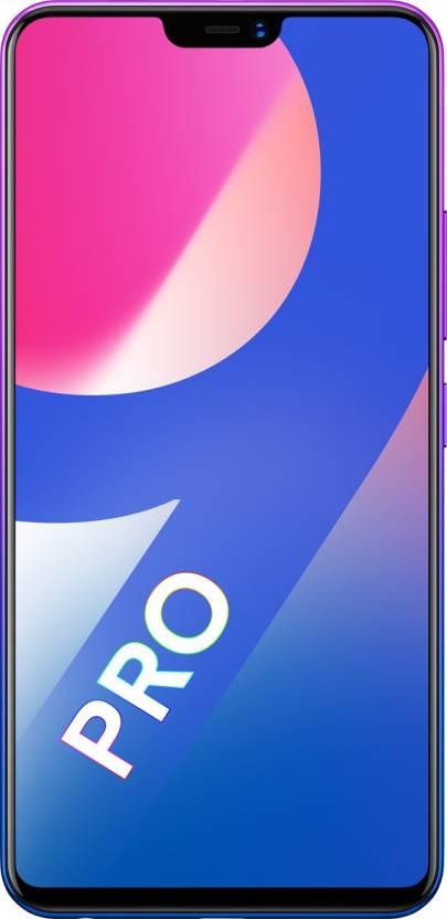 Vivo V9 Pro  Nebula Purple, 64   GB  4   GB RAM  Vivo Mobiles