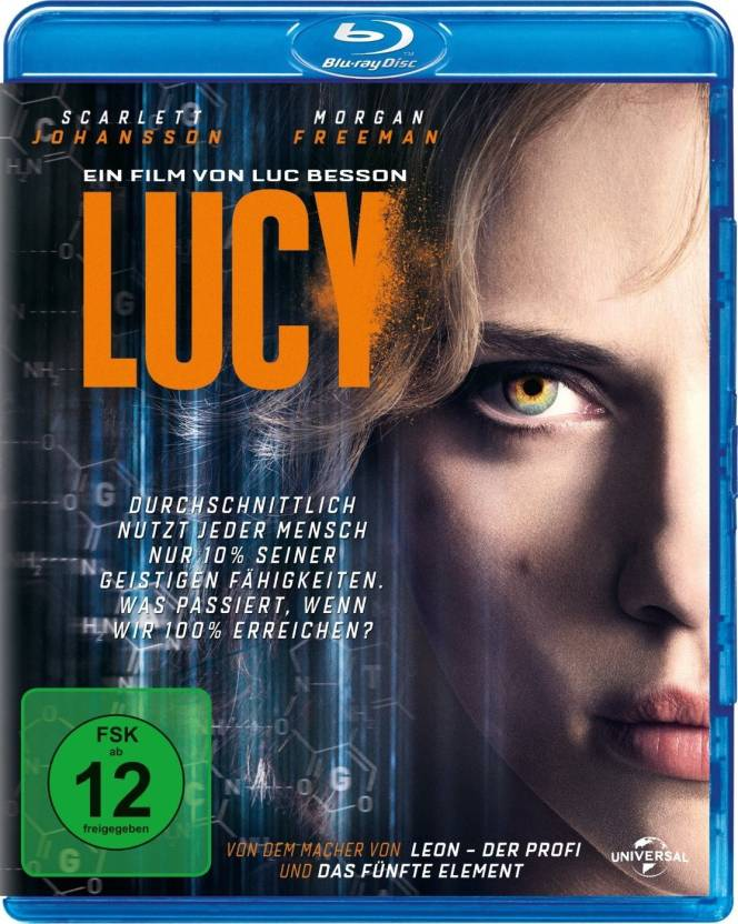 Lucy Blu Ray Region Free Price In India Buy Lucy Blu Ray