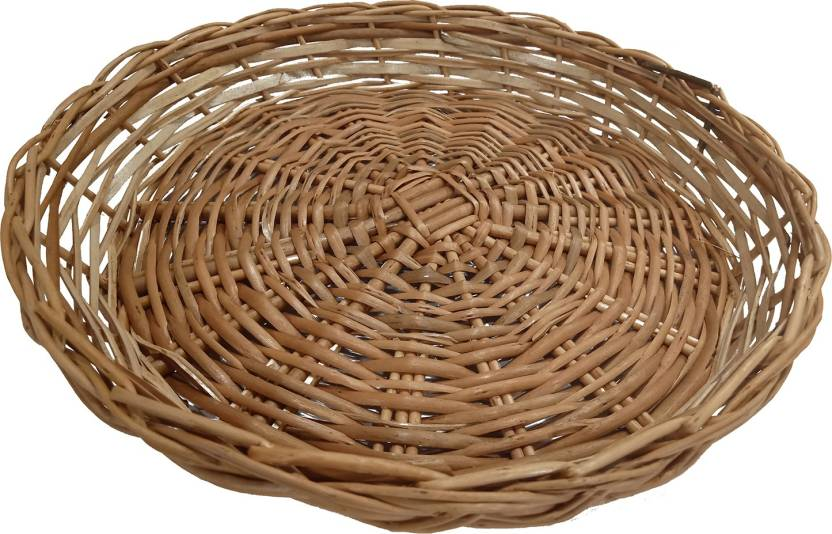 fe6f5b675d5b00 AASA Empty Cane Basket for Serving Purpose in Home Wooden Baskets for Gifts