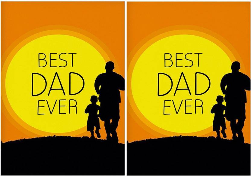 Combo Posters Set Of 2 Quotes Signs Symbols Combo Posters Best Dad