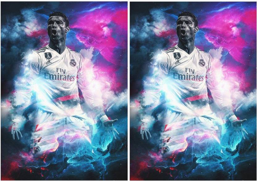 combo posters set of 2 quotes signs symbols combo posters cristiano