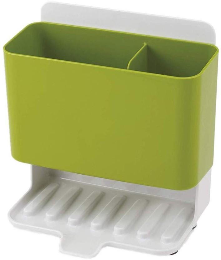 RIANZ New Kitchen Sink Organizer Sponge Holder Dishwasher Safe - Multicolor Sink Sponge Holder (Plastic)  sc 1 st  Flipkart & RIANZ New Kitchen Sink Organizer Sponge Holder Dishwasher Safe ...