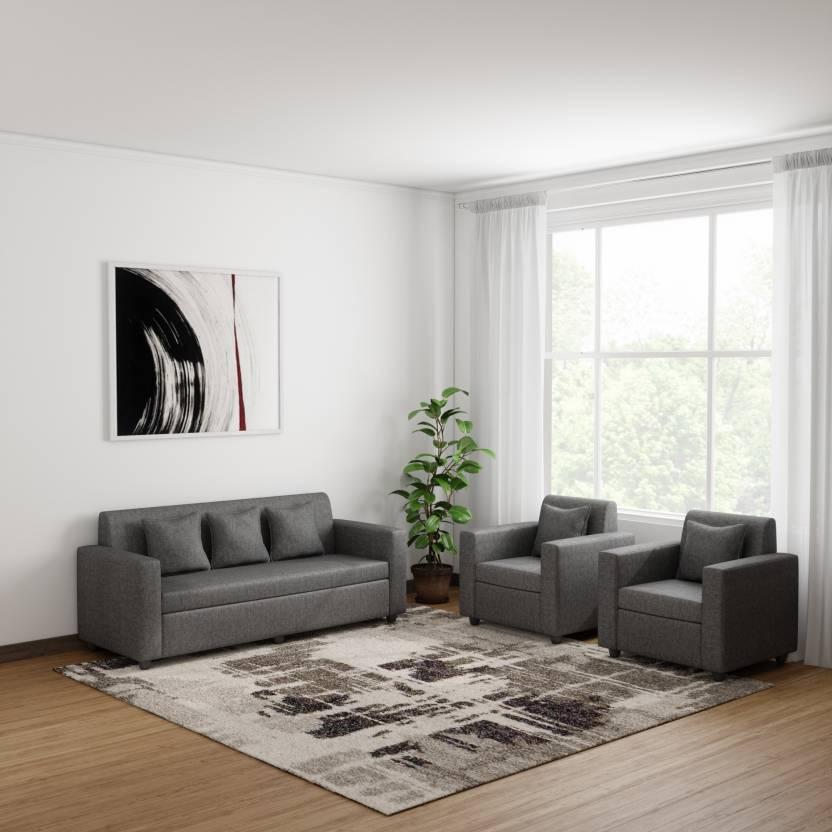 Dark Grey Sofa Set - Home Design Ideas