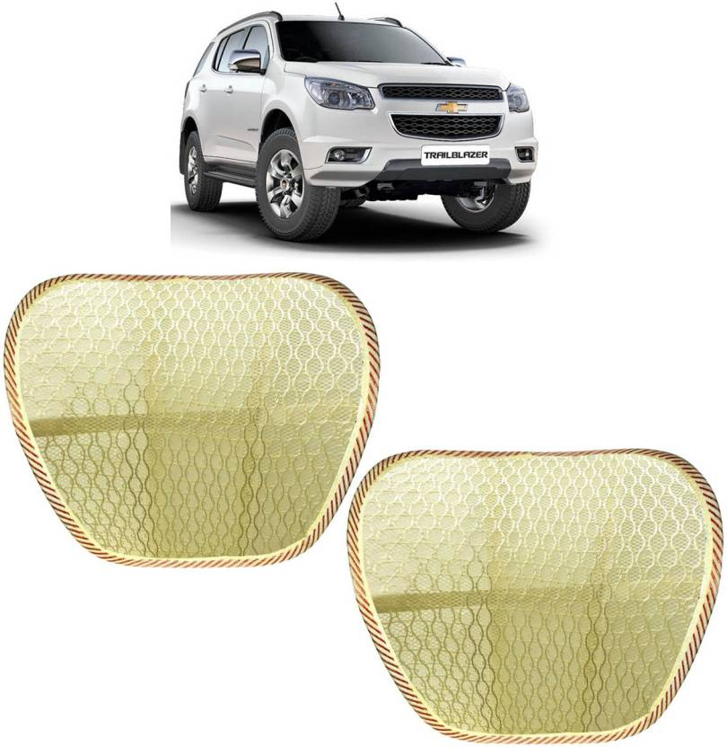 Autokraftz Nylon Polyester Seating Pad For Chevrolet Trailblazer
