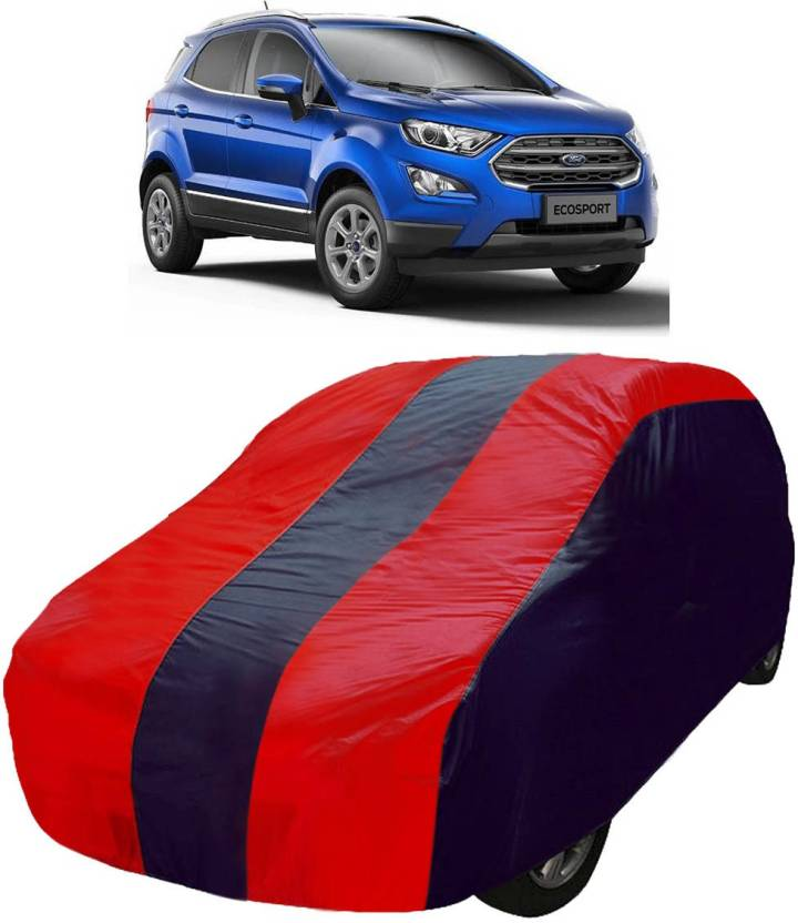 Shoolin Car Cover For Ford Ecosport Without Mirror Pockets