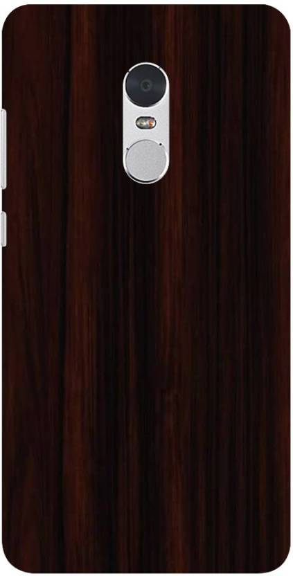 ifasho Back Cover for Mi Redmi Note 4, Xiaomi Redmi Note 4 Pro, Xiaomi Redmi Note 4 MediaTek (Grey, Hard Case, Plastic)