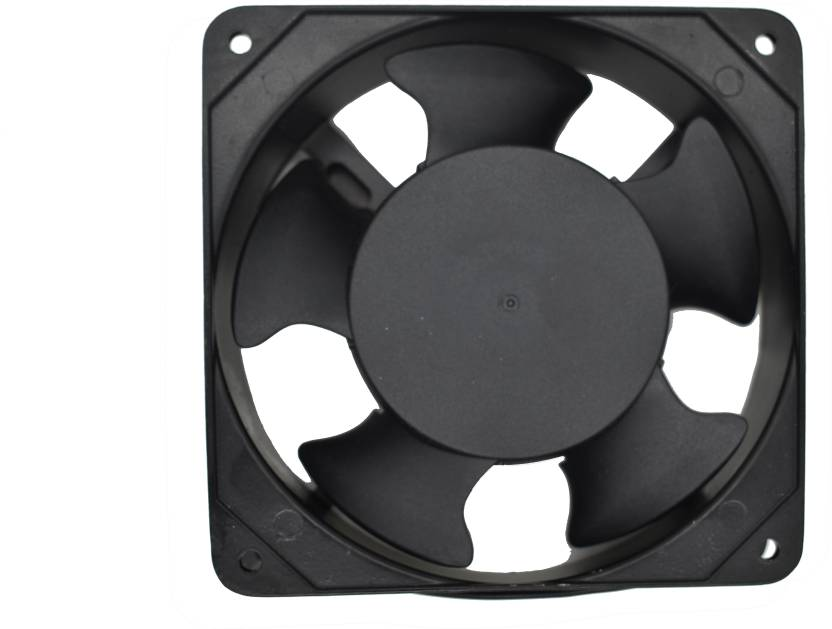 UPVsales 120mm /4 Inch Axial Exhaust Fan, 220VAC Supply Voltage