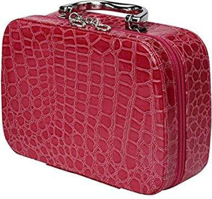 831f54e314a035 Holiday cosmatics bag and storage vanity bag All RED Vanity Box cosmetics , storage,jewelry