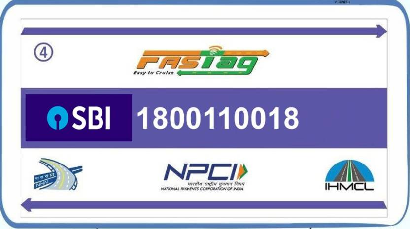 Fastag Windshield Sticker For Windshield Price In India Buy Fastag