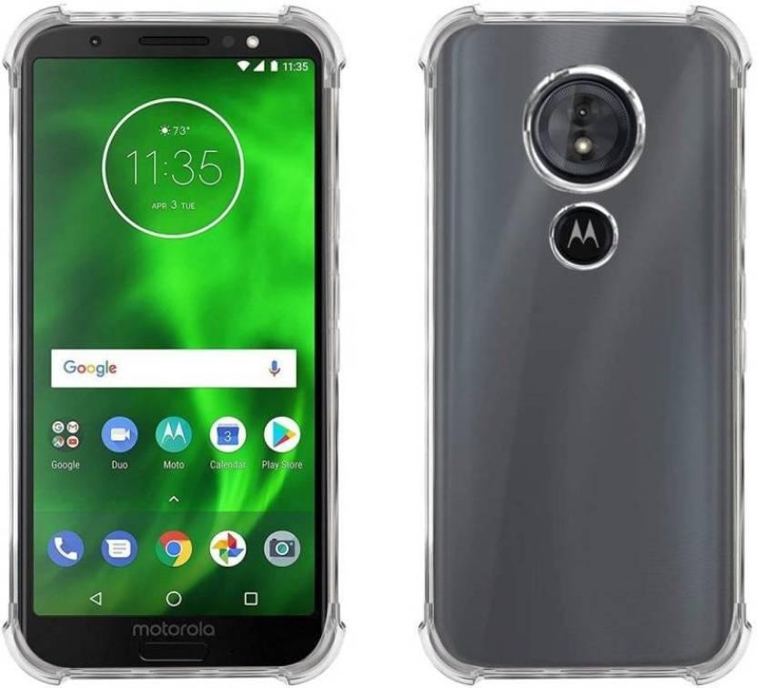 uk availability be641 e7253 Rkandroid Bumper Case for Motorola Moto G6 Play back cover ...