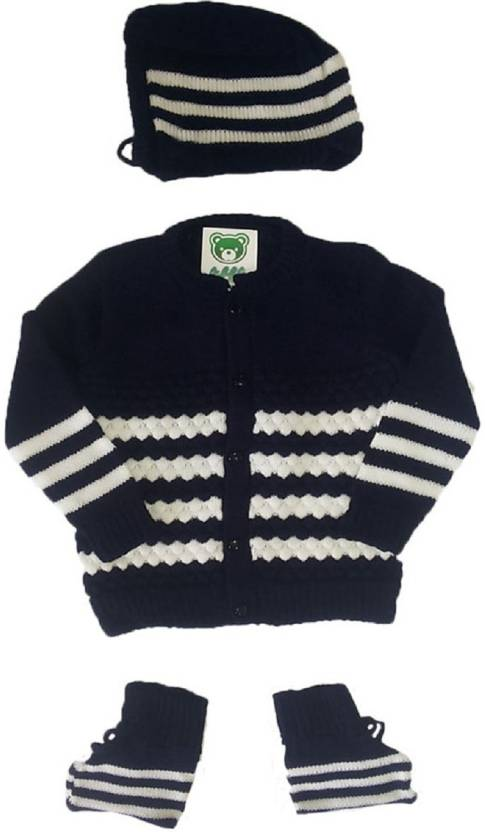 3ff5f5ccd92 LITTLE PANDA Baby Boys & Baby Girls Casual Sweater Cap, Bootie Price ...