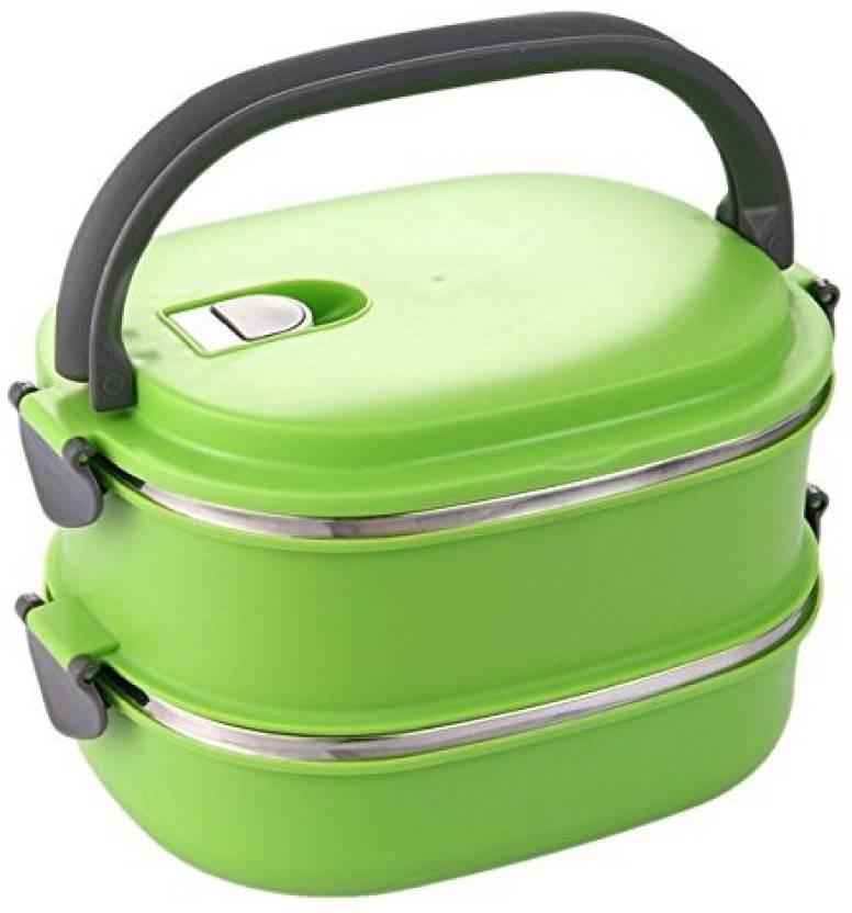 Flipkartcom Buy Surety Best Attractive 2 Container Lunch Box