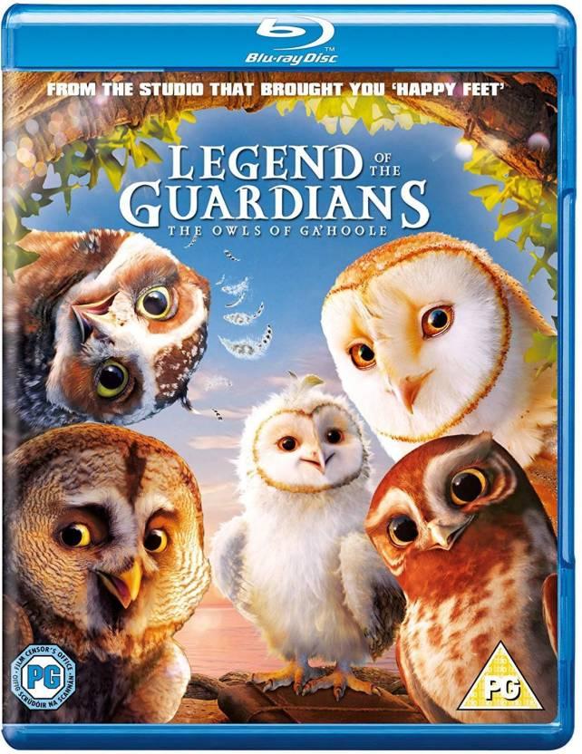 guardians of gahoole movie free
