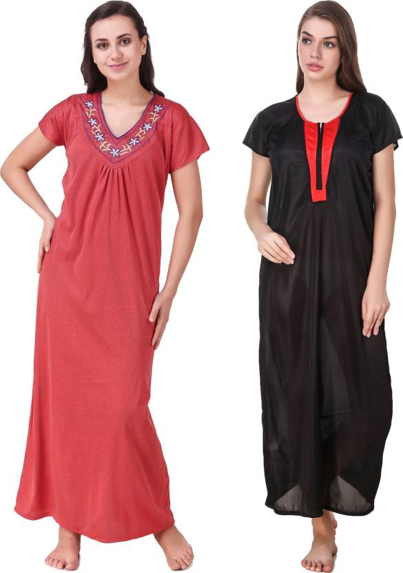f48df145b9 Keoti Women Nighty - Buy Keoti Women Nighty Online at Best Prices in ...