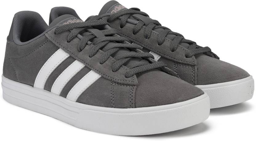 check out 236b0 4a28b ADIDAS DAILY 2.0 Sneakers For Women (Grey)