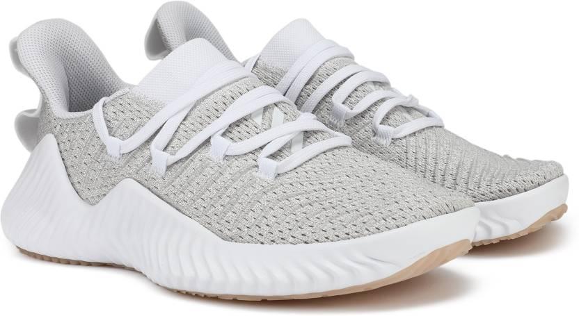 7b19e2818fb2e ADIDAS ALPHABOUNCE TRAINER W Training   Gym Shoes For Women - Buy ...