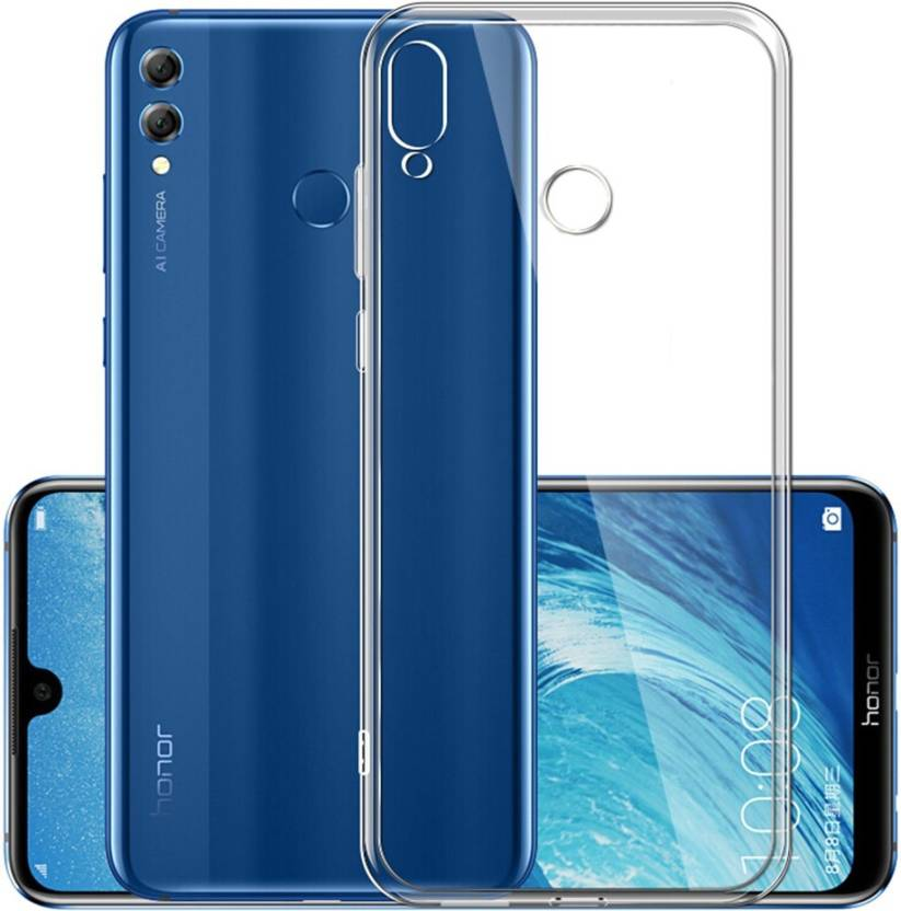 GS SMART Back Cover for Huawei Honor 8X {Flexible} - GS