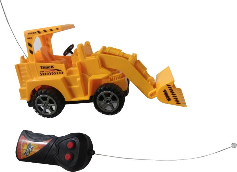 lifestylesection WORKING POWER JCB TRUCK 1:20 SCALE FOR KIDS