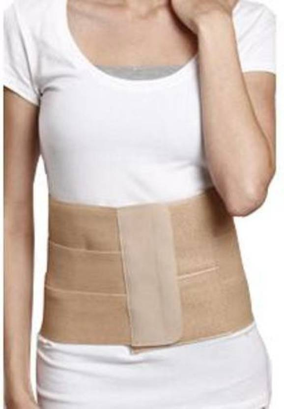 118a69f539074 G.M.S Rehabilitation Tummy Trimmer/abdominal Belt Also For Post Pregnancy  (MEDIUM) 32-36