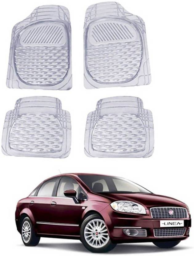 Kandid Rubber Standard Mat For Fiat Linea Price In India Buy