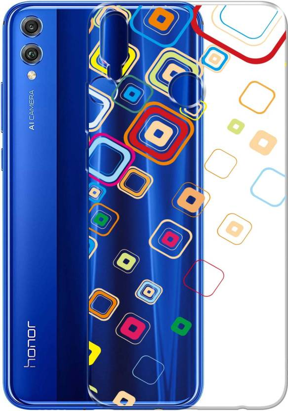 half off a95f1 fb0fb Khushal Back Cover for Honor 8X / Honor 8X Back case - Khushal ...