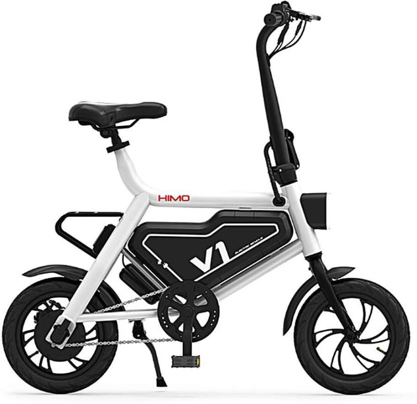 Mi HIMO V1 Portable Folding Electric Moped Bicycle 26 T Folding