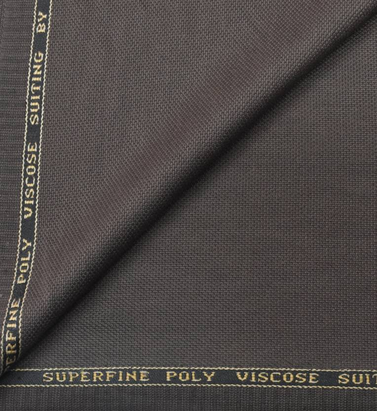07627f19e03 Raymond Poly Viscose Solid Suit Fabric Price in India - Buy Raymond ...