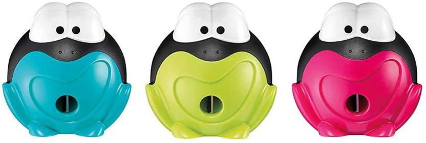 23488a171c170 Maped Croc Croc Frog-Shaped Pencil Sharpener  The Eyes Pop Open Once The  Pencil