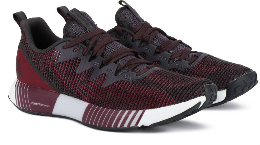 39348a1df98 REEBOK FUSION FLEXWEAVE Running Shoes For Women - Buy VLCNO BERRY ...