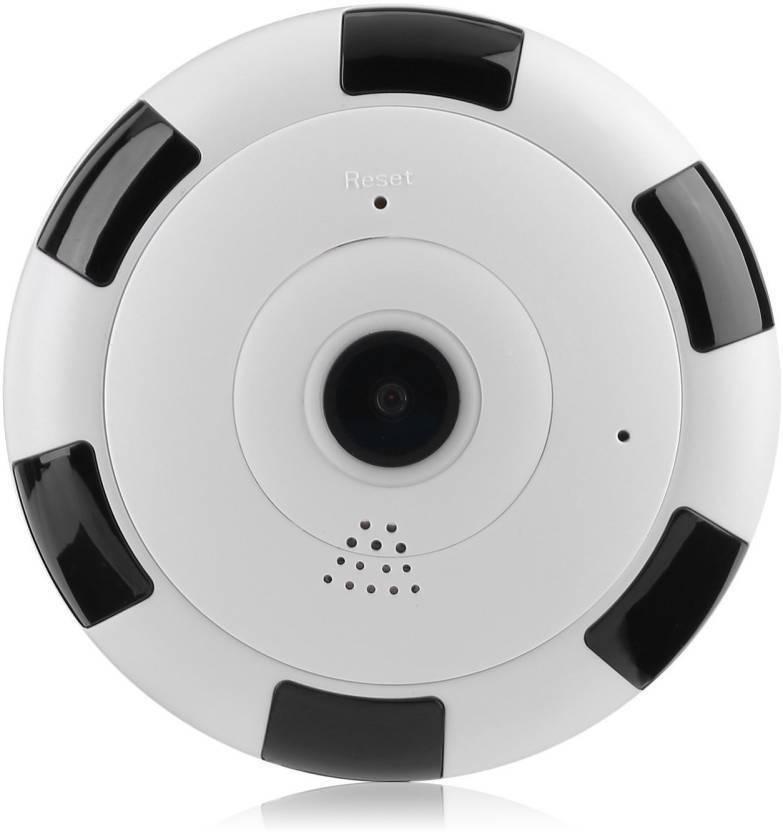 UNLIMITED panaromic 360* wi fi Smart Security Camera Price in India