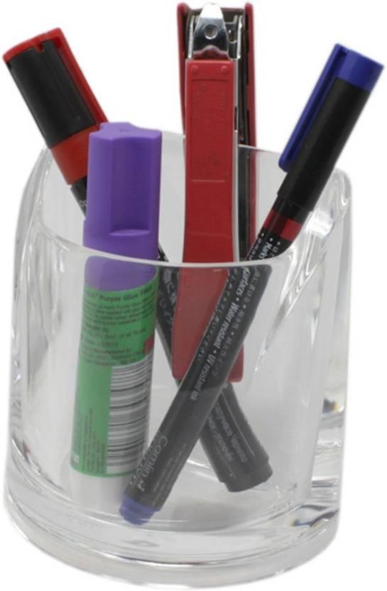 Flipkart Com Tootpado 1 Compartments Acrylic Acrylic Pen Stand For