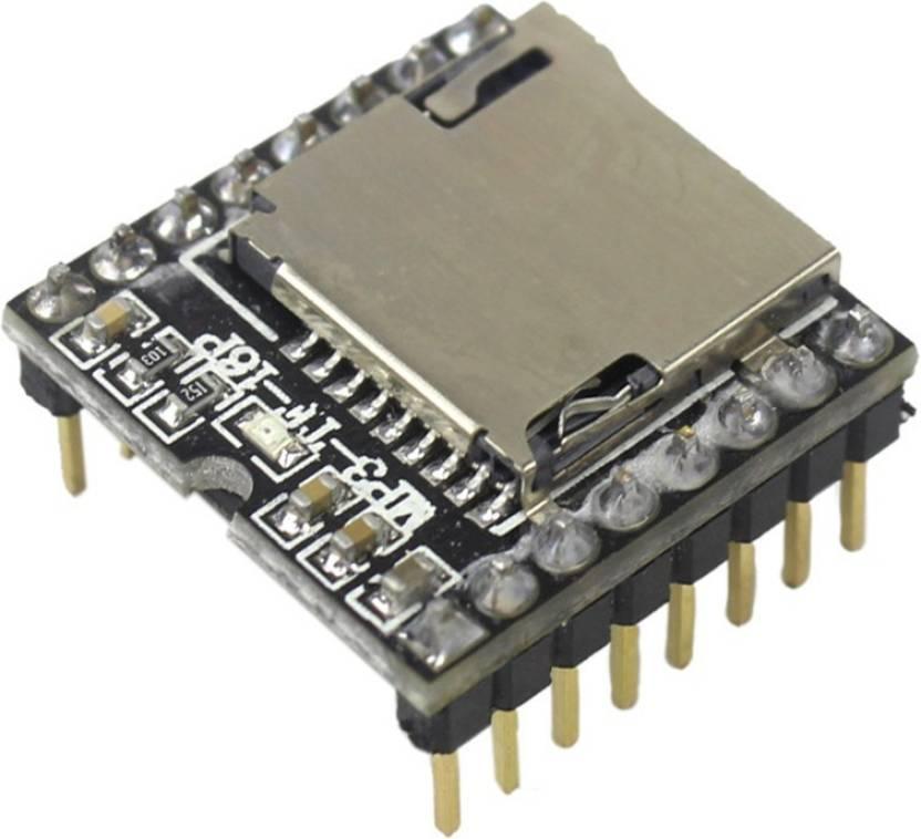 arduino TF Card U Disk Mini MP3-TF-16P DFPlayer Audio Voice module