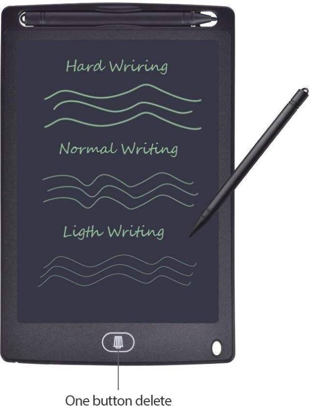 "Leco ULTRA-THIN 8.5"" LCD Writing Drawing Pad HYX085S02 5.7 x 8.5 inch Graphics Tablet  (Black)"