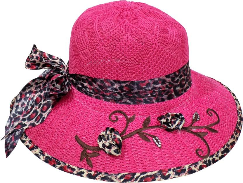 Wide Brim Baby Sun Hat Cotton Kids Hats Summer Beach Hat Girls Travel Cap