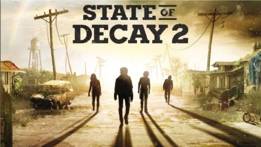 State of Decay 2 PC GAME (State of Decay 2) Price in India - Buy