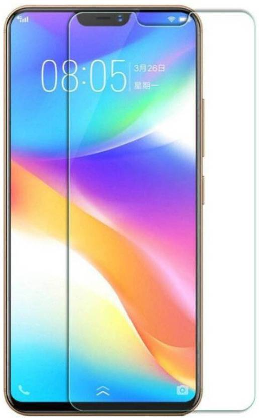 Indicraft Tempered Glass Guard for Vivo Y83 Pro (1726/1803