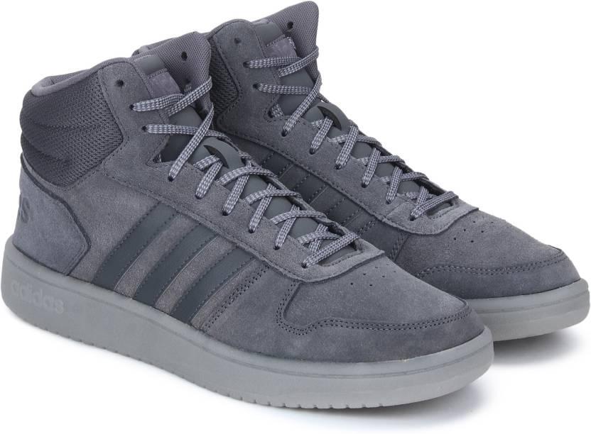 ADIDAS HOOPS 2.0 MID Basketball Shoes For Men - Buy ADIDAS HOOPS 2.0 ... f9a2eecfa
