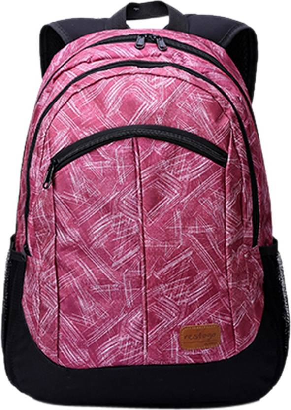 Edifier Historage Waterproof Backpack  (Maroon, 28 L) @292 only