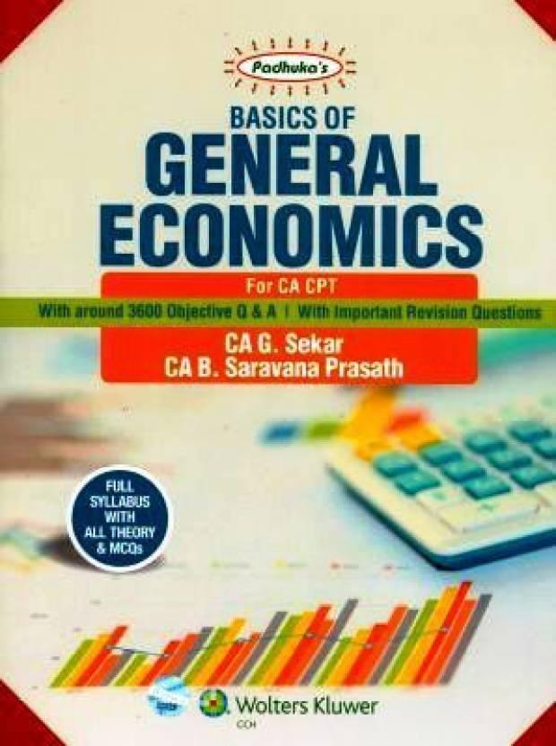 Basics Of General Economics [8TH Edition]: Buy Basics Of