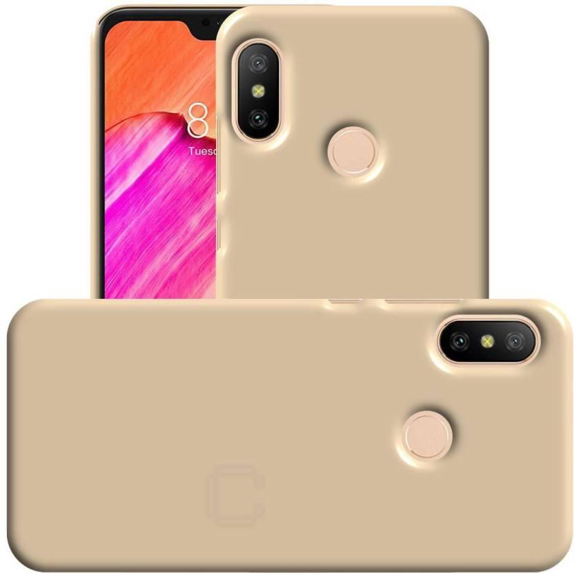 Case Creation Back Cover for Xiaomi Mi Redmi Note 6 Pro