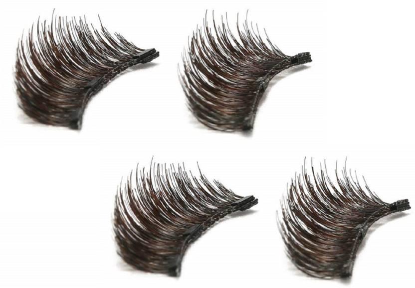 86b0850a81e ELEGANTSHOPPING 4 Pcs Magnetic Eyelashes - Price in India, Buy ...