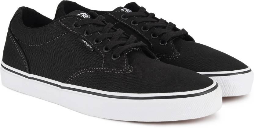 6f34f13ec3c445 Vans Winston Sneakers For Men - Buy Black Color Vans Winston ...
