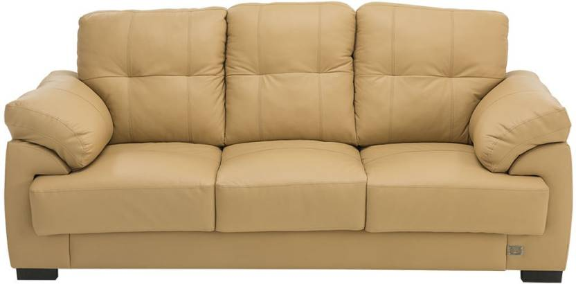 Awesome Durian Leslie 3 Leather 3 Seater Sofa Price In India Buy Evergreenethics Interior Chair Design Evergreenethicsorg