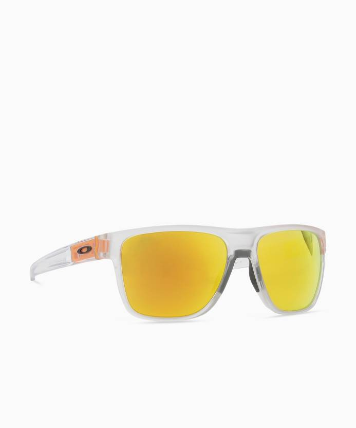 f2baf61a19f9 Buy Oakley Sports Sunglass Multicolor For Men Online   Best Prices ...