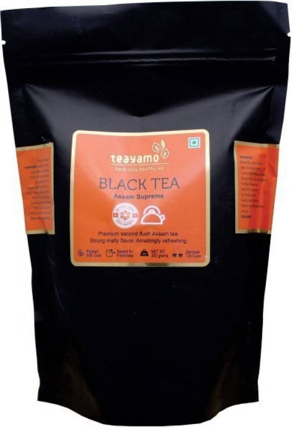 teayamo Assam Supreme CTC Tea Black Tea Price in India - Buy teayamo ... 56dc3e542f5